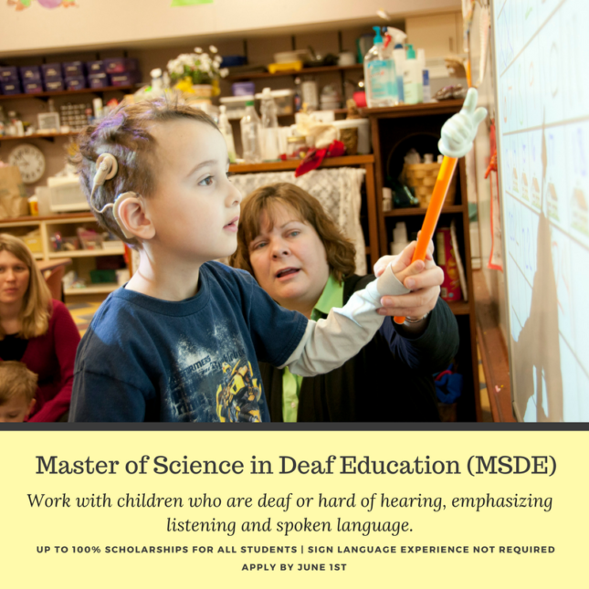 are you looking for a rewarding career  our msde program